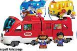 Little People Zug von Mattel