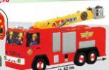 Feuerwehrmann Sam Hero Jupiter von Dickie Toys