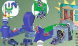 PJ Masks Rival Racers Rennstrecke von Simba