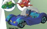 PJ Masks Deluxe Cars von Simba