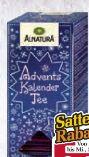 Tee Adventskalender von Alnatura