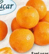 Clementinen von SanLucar
