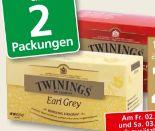 Schwarzer Tee von Twinings