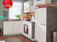 Eckküchenblock von Vertico