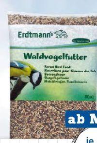 Waldvogelfutter von Erdtmanns