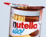 Nutella-Go Brotsticks von Ferrero