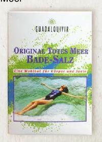 Guadalquivir Original Totes Meer Bade-Salz von Vitaquell