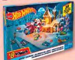 Hot Wheels Adventkalender von Mattel