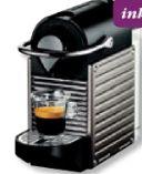 Nespresso Pixie Bundle XN 301T von Krups