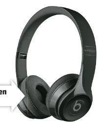 Bluetooth On-Ear Kopfhörer Solo3 Wireless von Beats