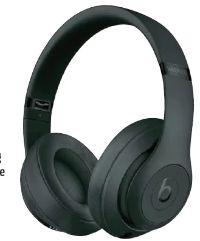 Overear Kopfhörer Studio 3 Wireless von Beats