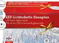 LED Lichterkette Eiszapfen von Simpex Basic