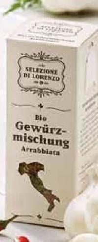 Bio-Gewürzmischungen von Selezione di Lorenzo