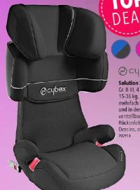 Kinderautositz Solution M-Fix von cybex