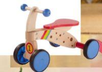 Holz-Rutschrad von Playtive Junior