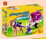 Pferdekutsche 9390 von Playmobil