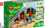 Eisenbahnbrücke 10872 von Lego Duplo