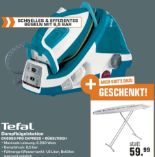 Dampfbügelstation GV 8963 von Tefal