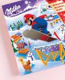 Super Mario Adventkalender von Milka