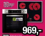 Einbauherd-Set H2265E+KM6013 von Miele