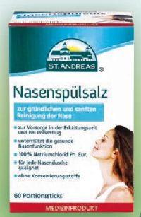 Nasenspülsalz von St. Andreas