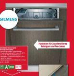 Geschirrspüler SN615X00AE von Siemens