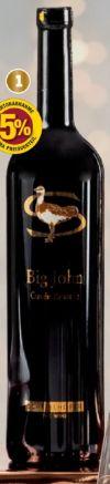 Big John Cuvée Reserve von Weingut Scheiblhofer