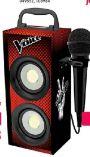 The Voice Karaoke Mini von Lexibook