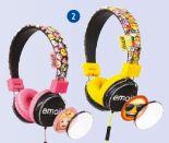 Kopfhörer von Emoji