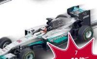 Mercedes F1 W07 L. Hamilton von Carrera Go!!!