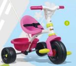 Dreirad Be Fun von Smoby