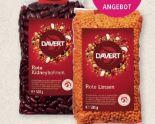 Bio-Hülsenfrüchte von Davert