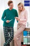 Erwachsenen-Pyjama von Pascarel