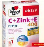 Aktiv Vitamin C + Zink + E Depot von Doppelherz