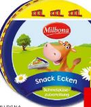 Snack-Ecken von Milbona