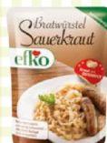 Bratwürstel Sauerkraut von Efko