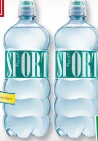 Sport Wasser von Vöslauer