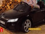Ride-On Audi TT RS von Jamara