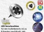 LED Solarleuchten von Disk Lights