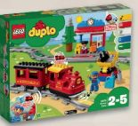 Dampfeisenbahn 10874 von Lego Duplo