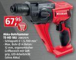 Akku-Bohrhammer TE-HD 18LI von Einhell