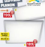 LED-Panel Planon von Osram