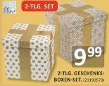 Geschenksboxen-Set von decore