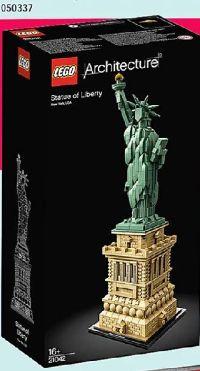 Freiheitsstatue 21042 von Lego