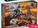 Carnotaurus-Flucht in der Gyrosphere 75929 von Lego