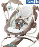 Babywippe Sahara Burst von Ingenuity