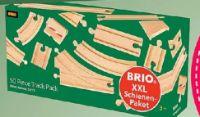 Schienenpaket von Brio