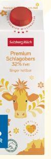 Premium Schlagobers von Salzburg Milch