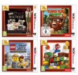Diese Games von Nintendo 3DS