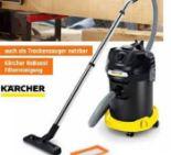 Aschesauger AD4 Premium von Kärcher